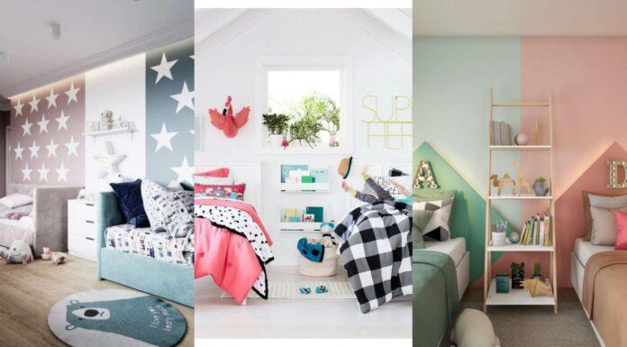 Mixed boy-girl rooms