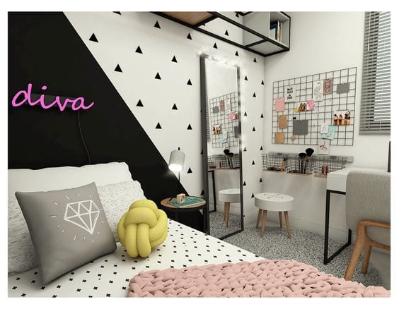 Girls rooms 2020