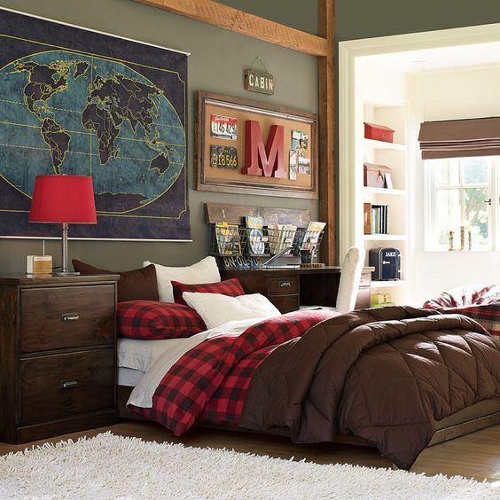 Trendy paintings for youth rooms