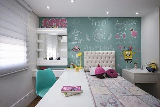 Spongebob youth room