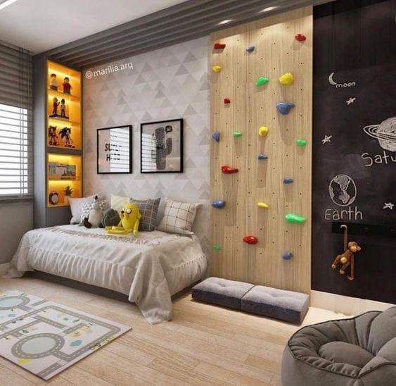 Fun bedrooms for kids