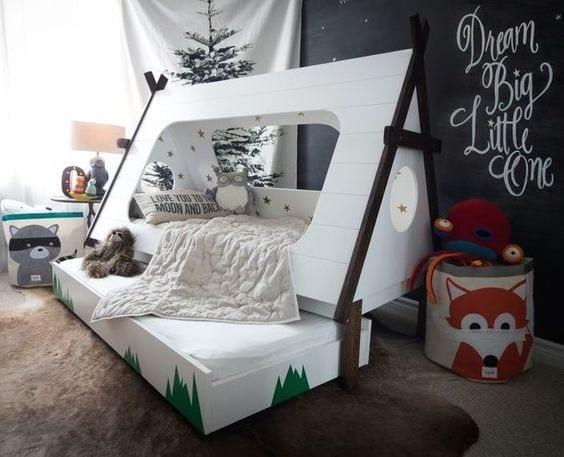 Fun children's rooms