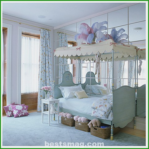 elegant kids rooms