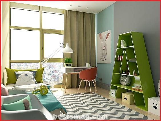 designer children's bedrooms