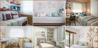 How to paint a room to make it look bigger