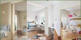 Unir dos habitaciones infantiles - Opinión y Consejos