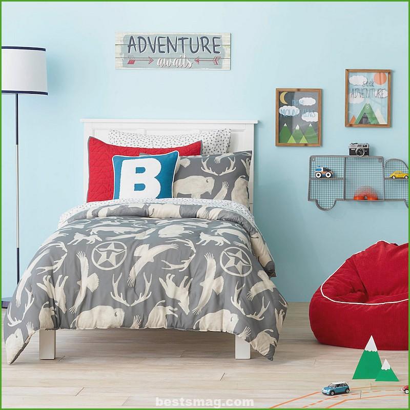 Blue children's rooms for boys