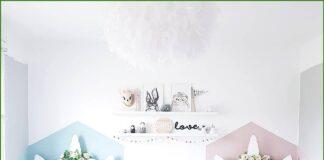 Fantastic Unicorn themed room