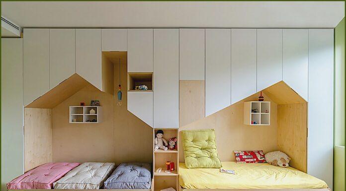 proyecto habitación infantil doble