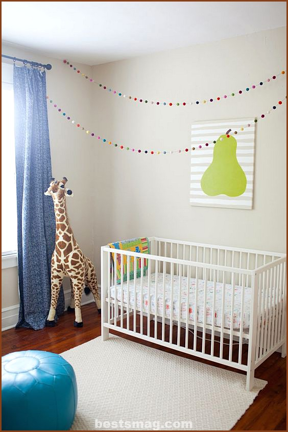 Baby rooms Ikea Gulliver crib
