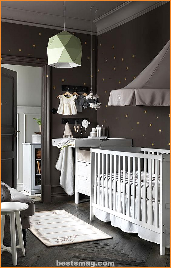 Ikea baby rooms