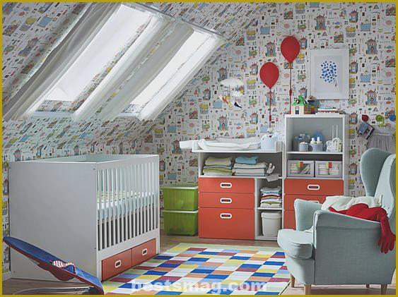 Stuva Ikea crib