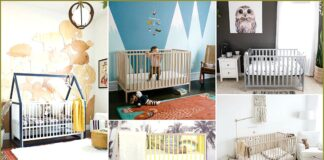 Ikea baby rooms, nice and cheap