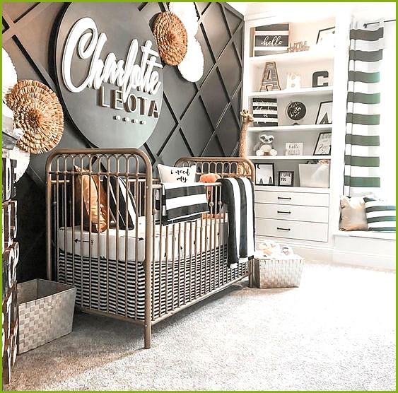 Paneled baby walls