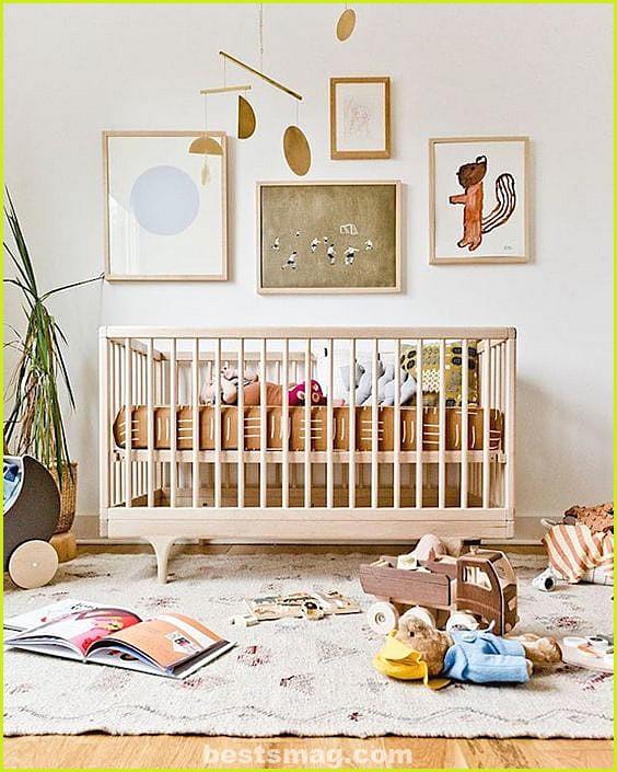 unisex baby rooms