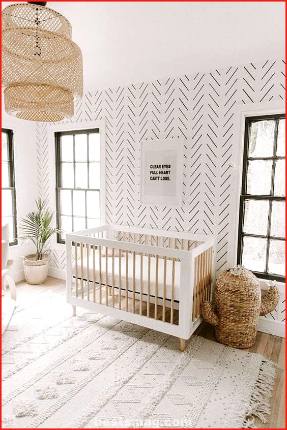Comfortable baby space