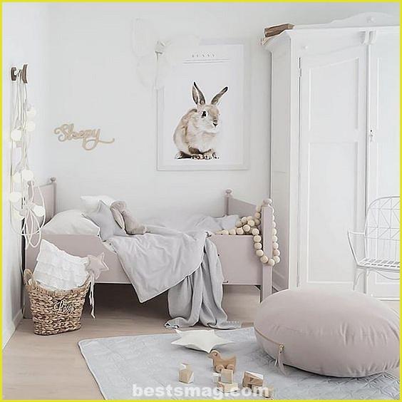 Bunny trend baby rooms