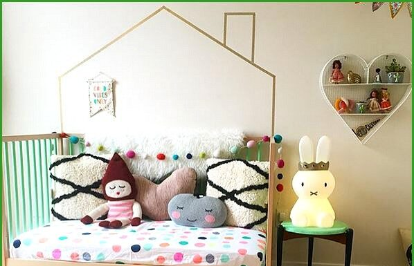 Original ideas for the baby's room