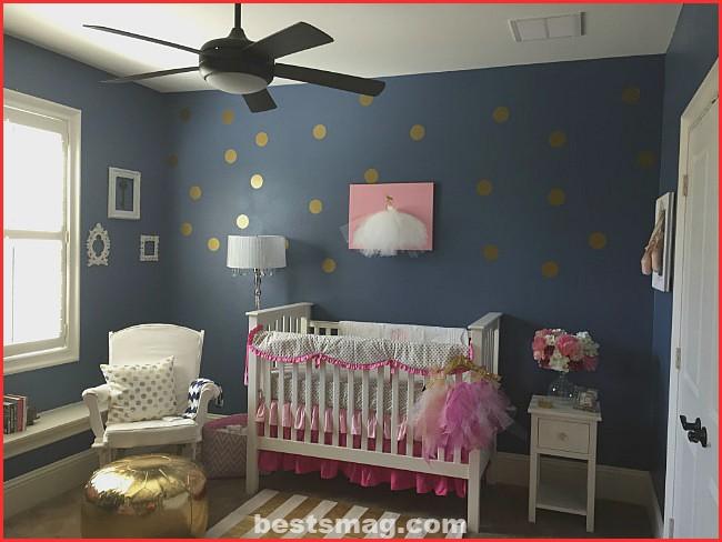 habitacion-bebe-azul-oro