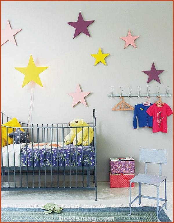 Decorate the nursery