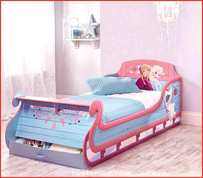 bed-frozen