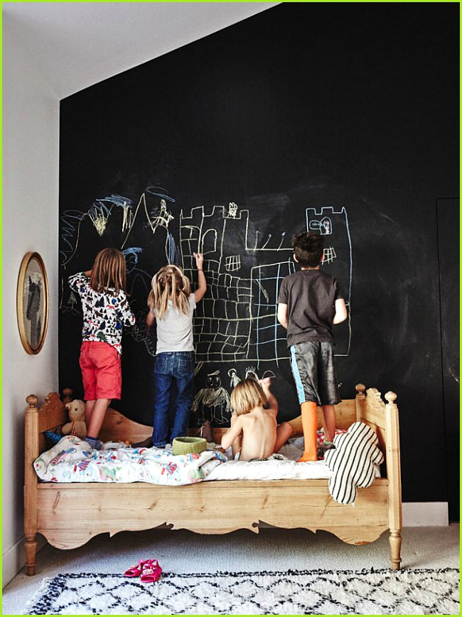 children's rooms-blackboard-6