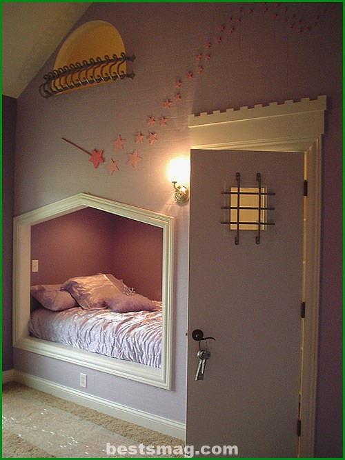Rooms for little princesses