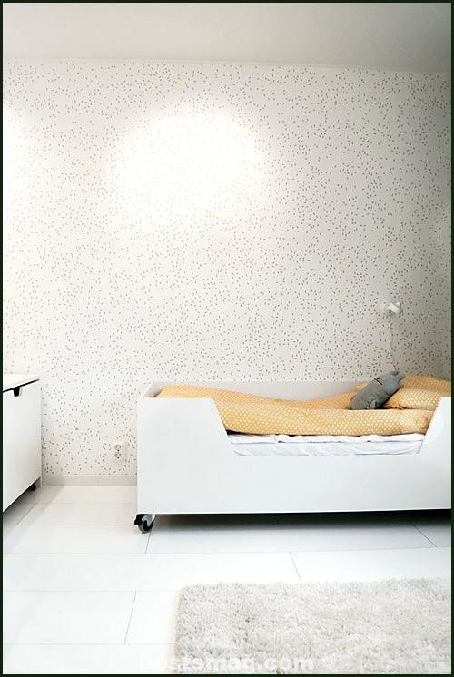dormitorio con espacio para el juego