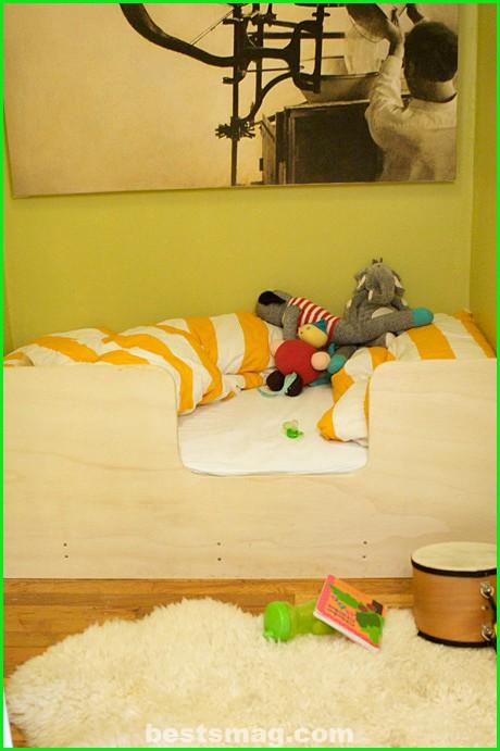 pequeño dormitorio infantil