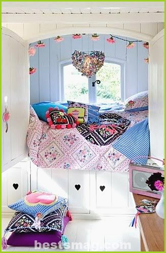 habitación infantil para niña