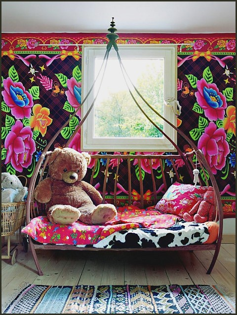 children's decorative styles