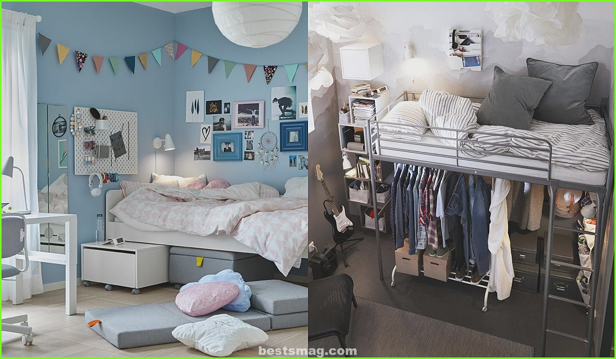 Ikea youth bedrooms 2018