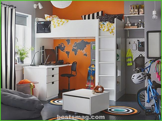 Ikea youth bedroom inspiration 2018