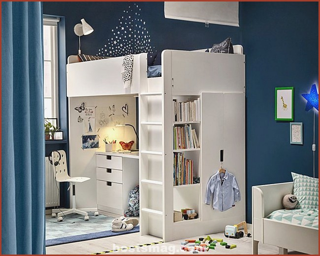 Ikea youth bedrooms