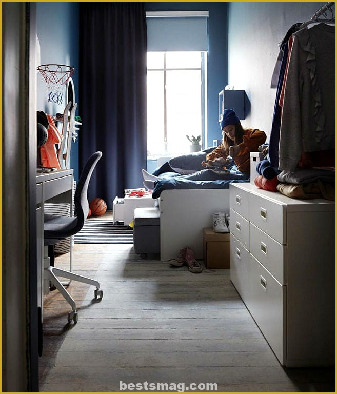 Ikea youth rooms