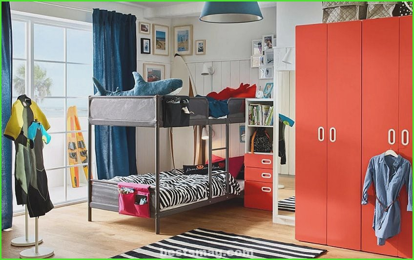 Rooms for two Ikea