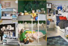 Habitaciones juveniles Ikea 2020 y dormitorios infantiles Ikea 2020