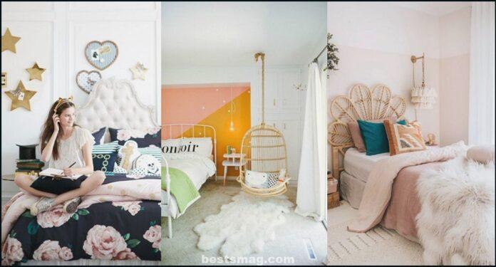 Habitaciones juveniles para chica