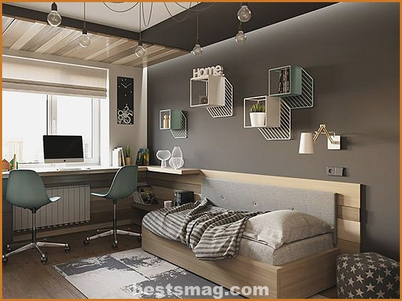 Colors for youth rooms 2018