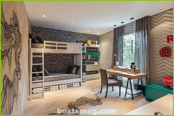 Transform children's room into a youth room