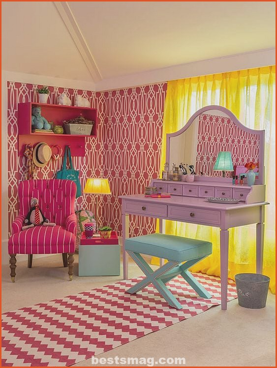 Youth room desk