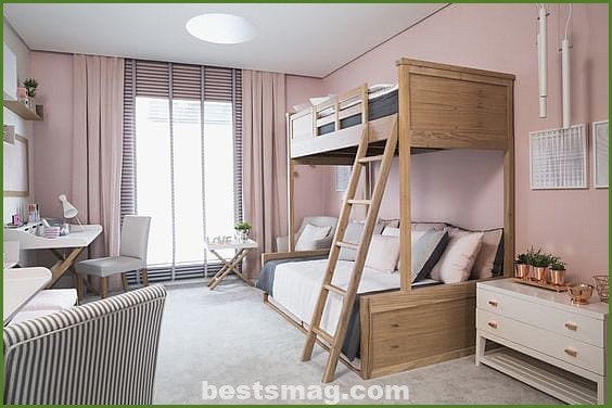 Transform the children's room into a youth room