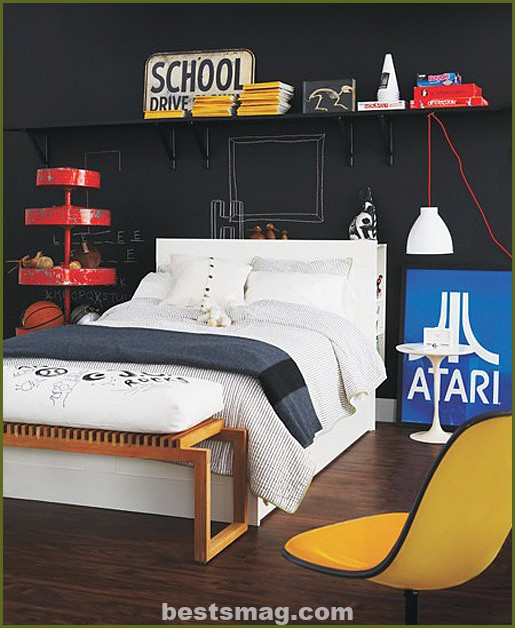 Youth rooms for boys