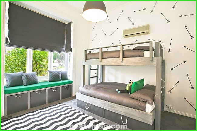 The best youth rooms for boys
