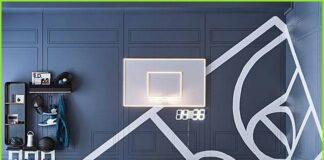 Baloncesto habitaciones juveniles
