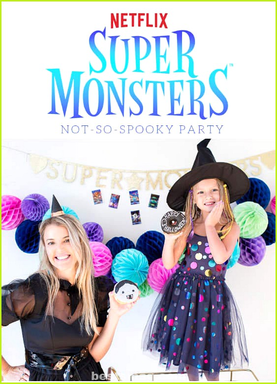 Super Monsters Costume
