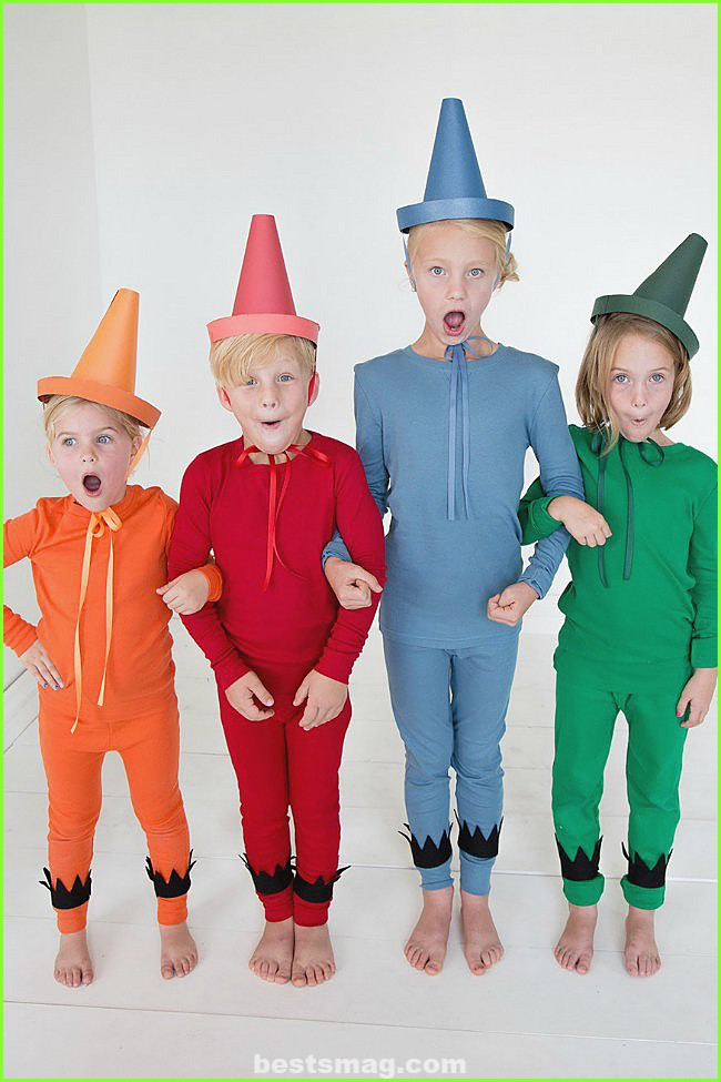 Carnival costumes for kids