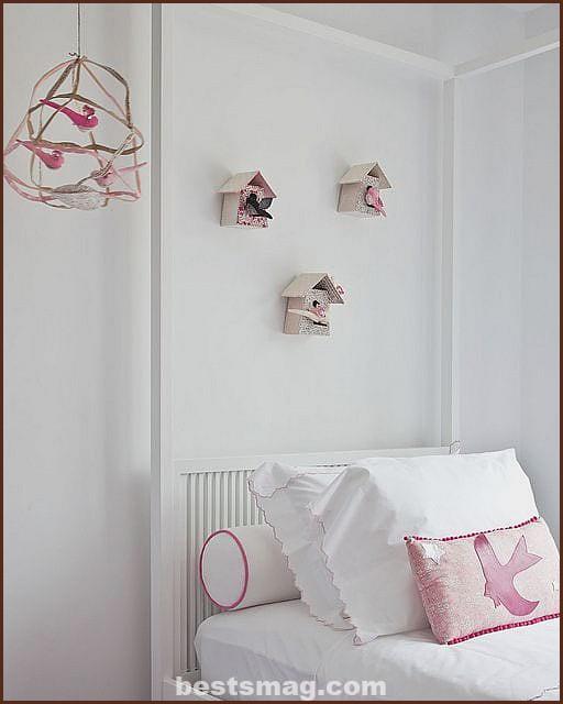 Little bird houses decoration