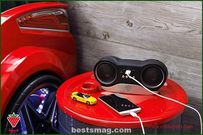 GTI car bed