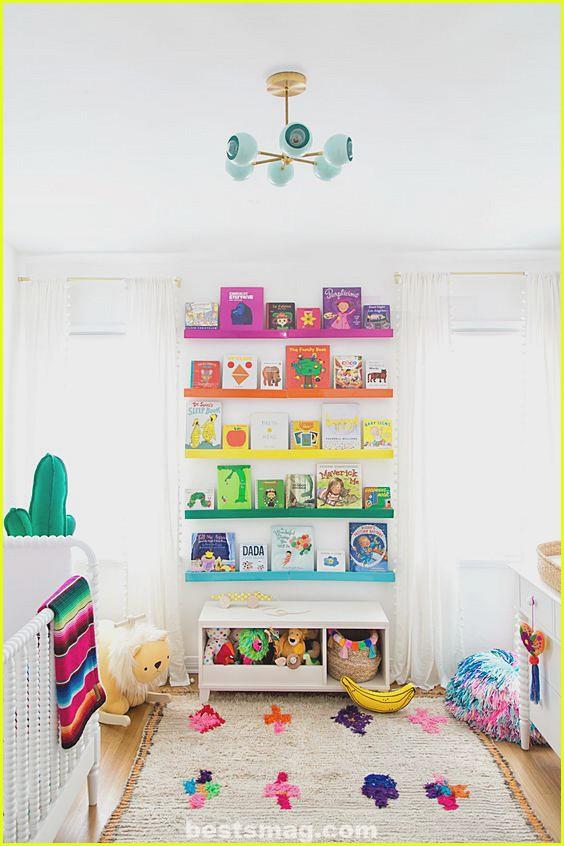 Ribba shelf for children